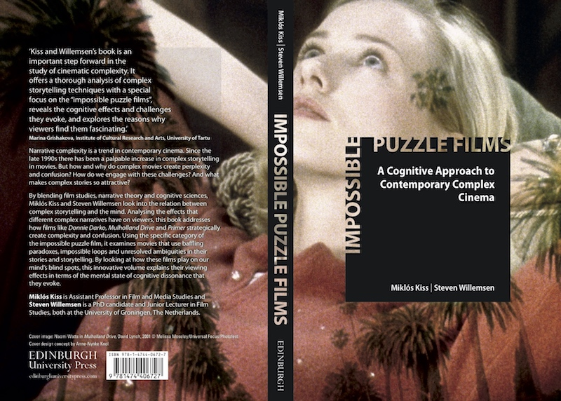 Impossible Puzzle Films: A Cognitive Approach to Contemporary Complex Cinema (Edinburgh UP 2017)